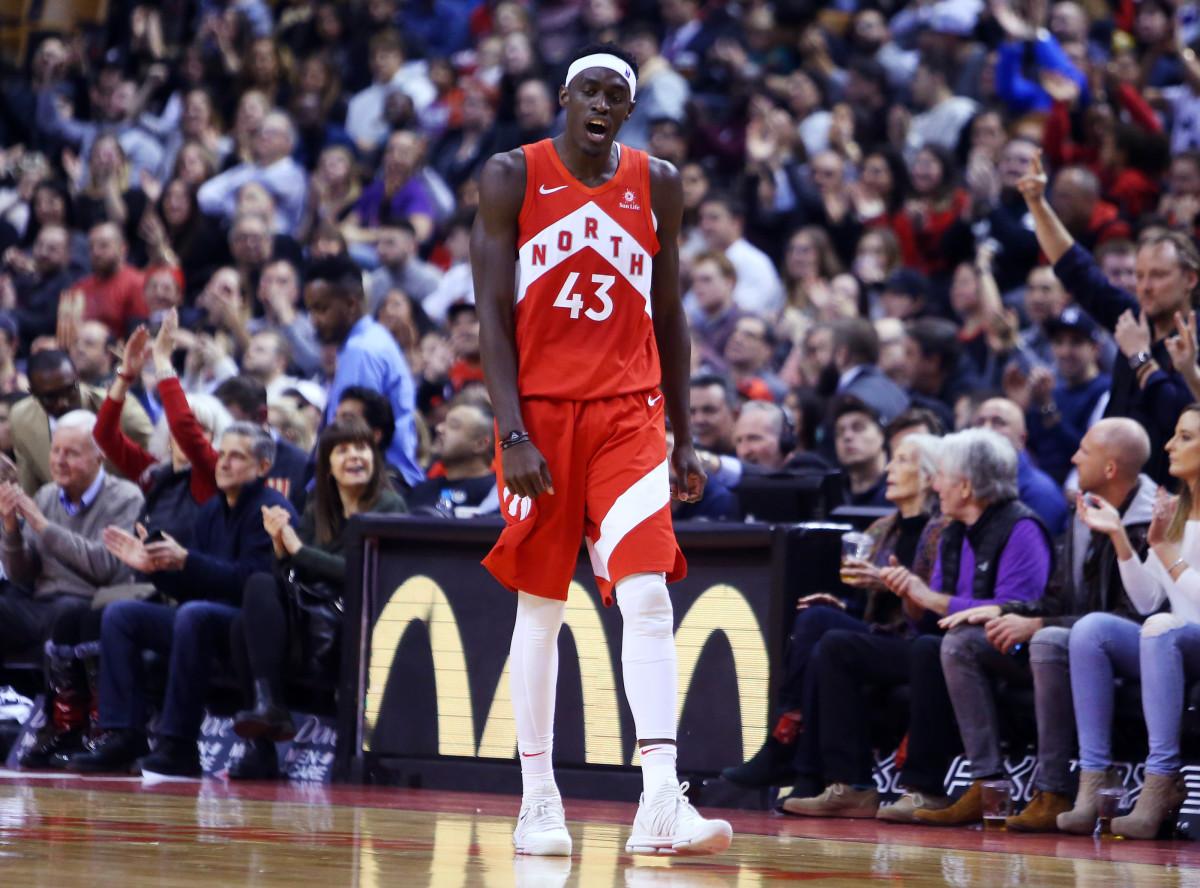NBA Trade Rumors- Pascal Siakam Could Land With Washington Wizards