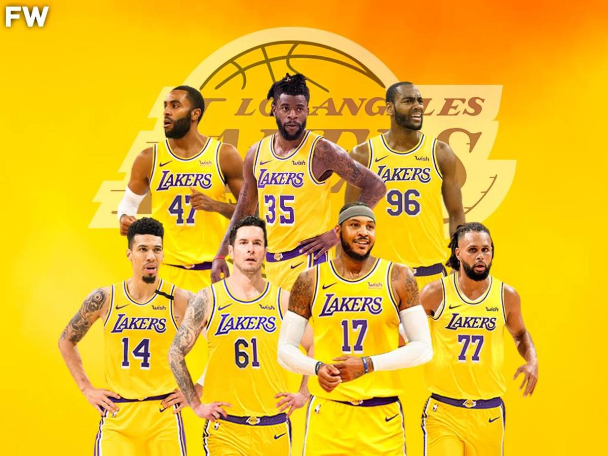 lakers shooters