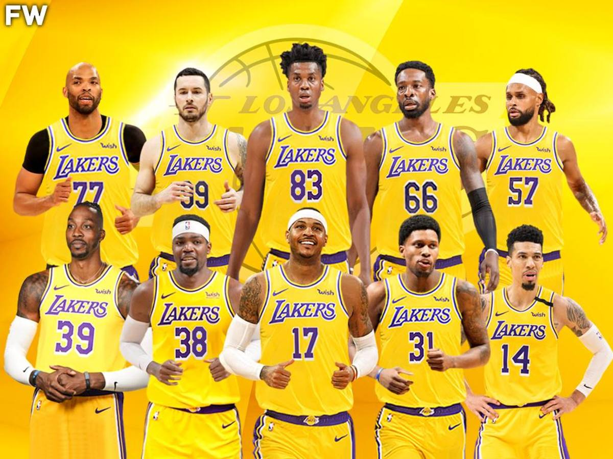 10 Veterans The Lakers Can Land To Become Title Contenders