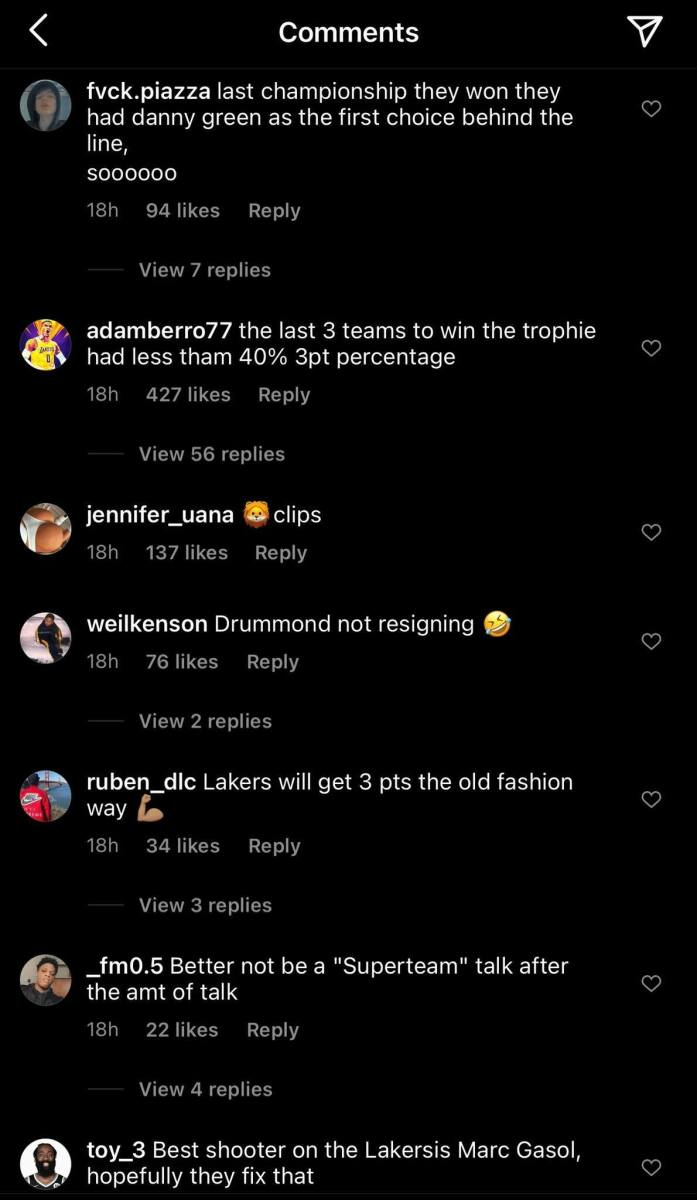 lakers 6