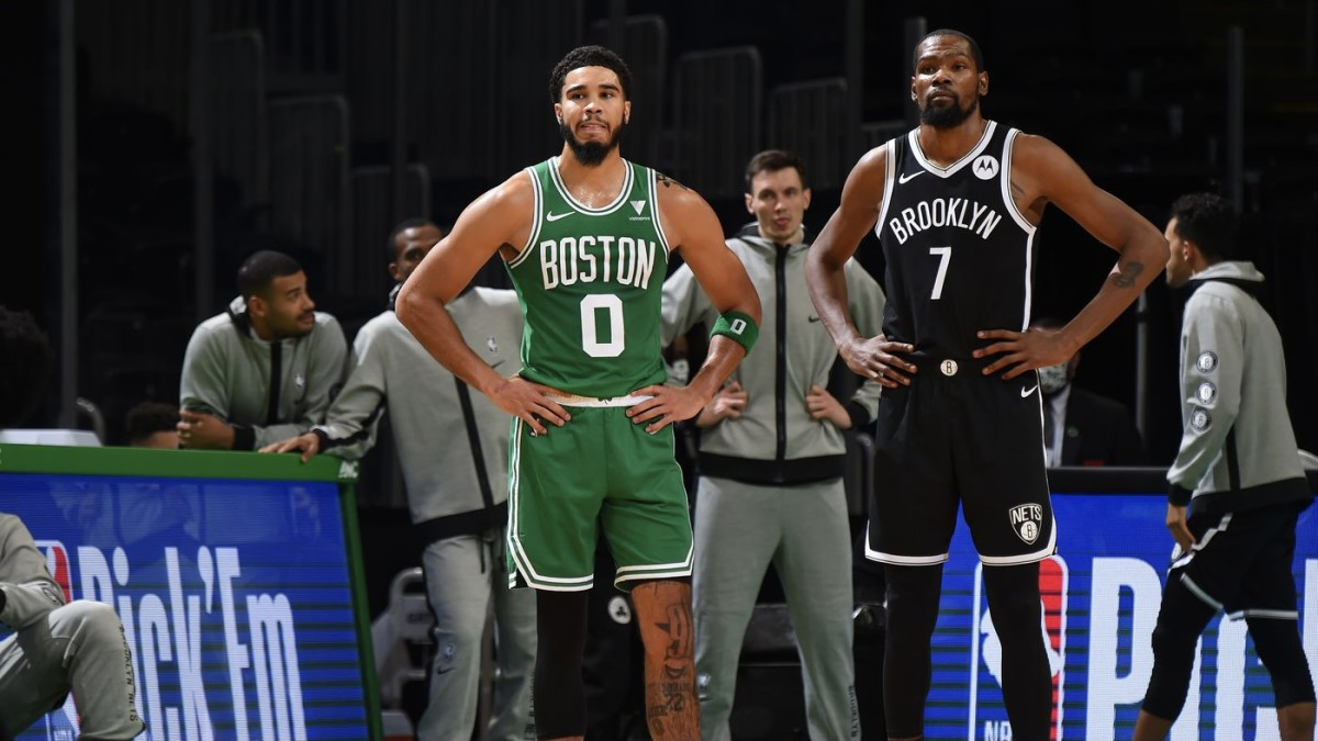 """Kevin Durant On Setting The US Olуmpic Record For Points Scored- """"Jayson Tatum Will Be The Next One."""""""
