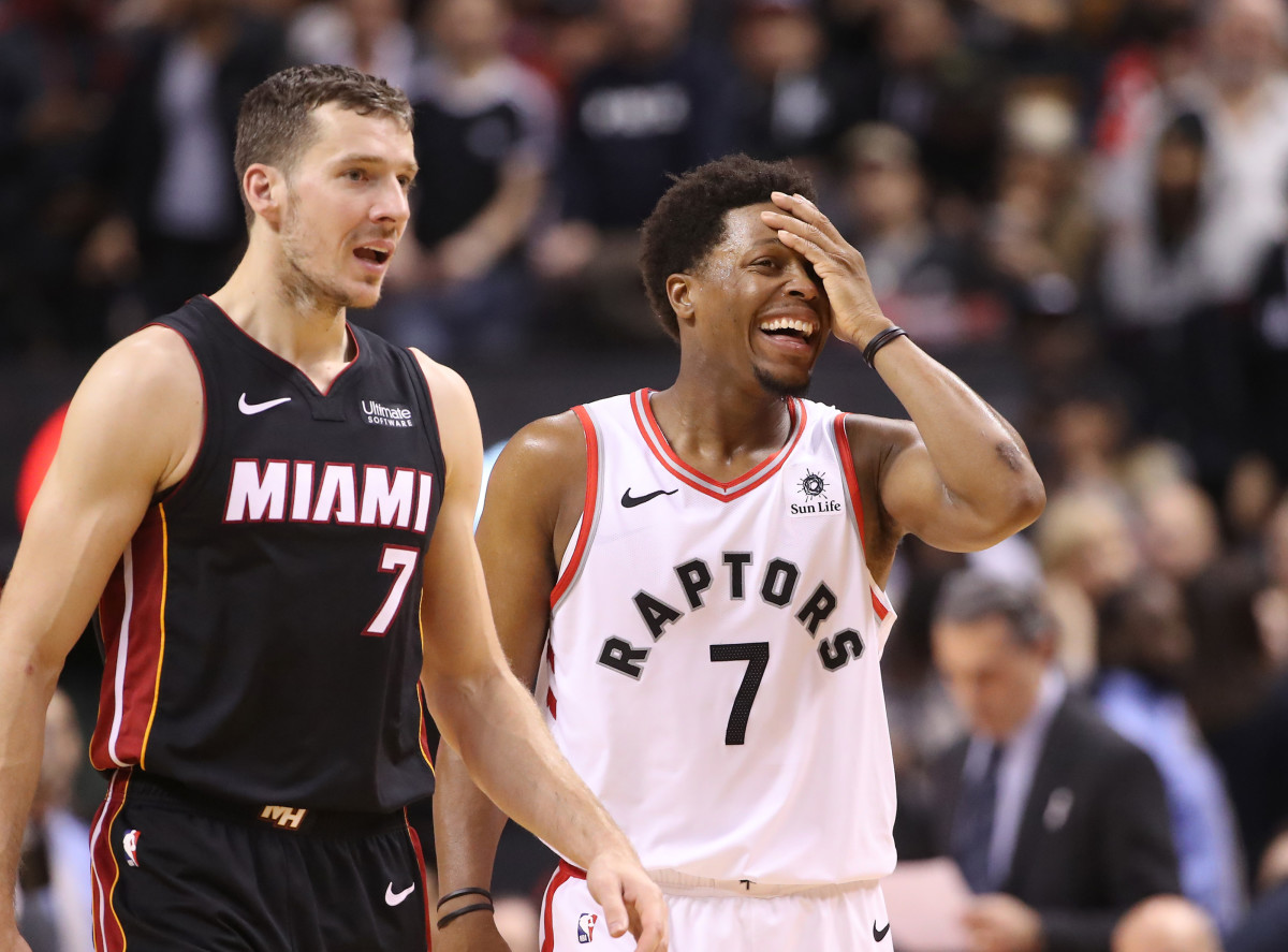 Goran Dragic Apologizes After His Comments About Toronto Raptors: 'They've Won A Championship And I Didn't, So What I Said, It Really Was Not Appropriate.'