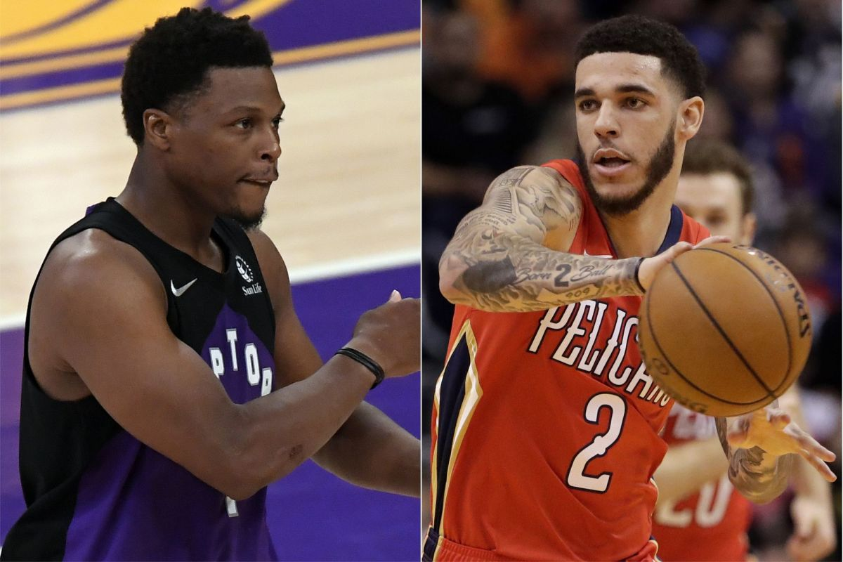 The 2021 NBA Free Agency Day 1 Recap- Kyle Lowry, Lonzo Ball, Dwight Howard, And More