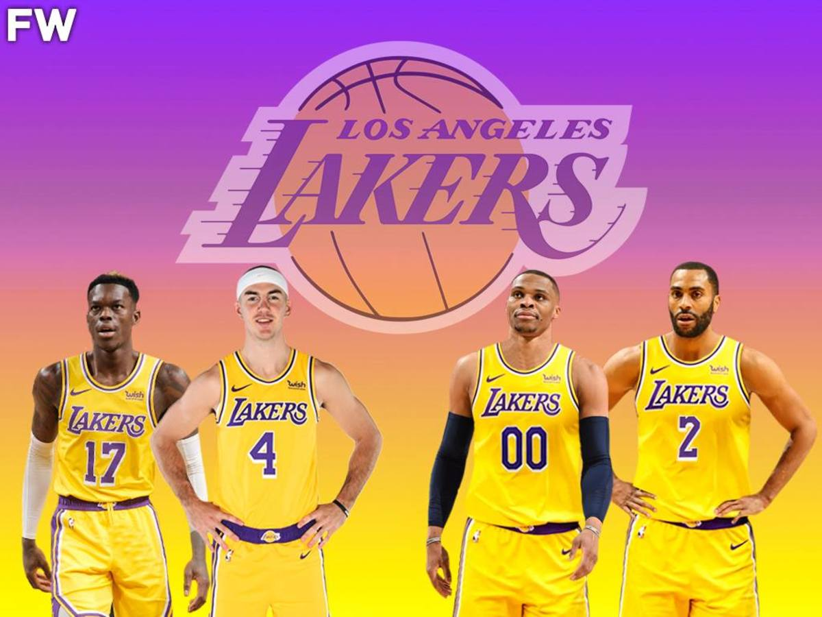 NBA Reporter Jovan Buha Believes Losing Dennis Schroder And Alex Caruso While Adding Russell Westbrook And Wayne Ellington Made The Lakers Worse Defensively