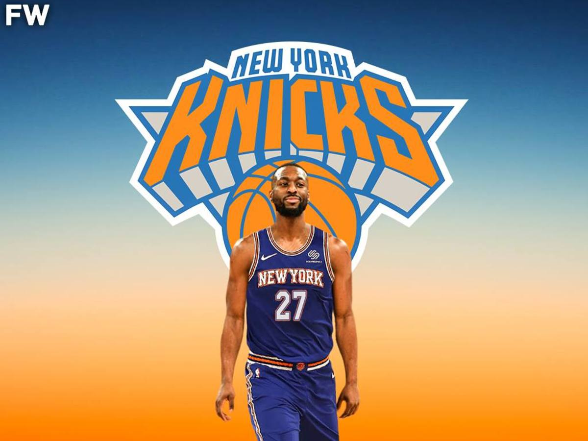 """Kemba Walker Says He """"Only Gets 4 Tickets To Knicks Games"""" For Friends And Family"""