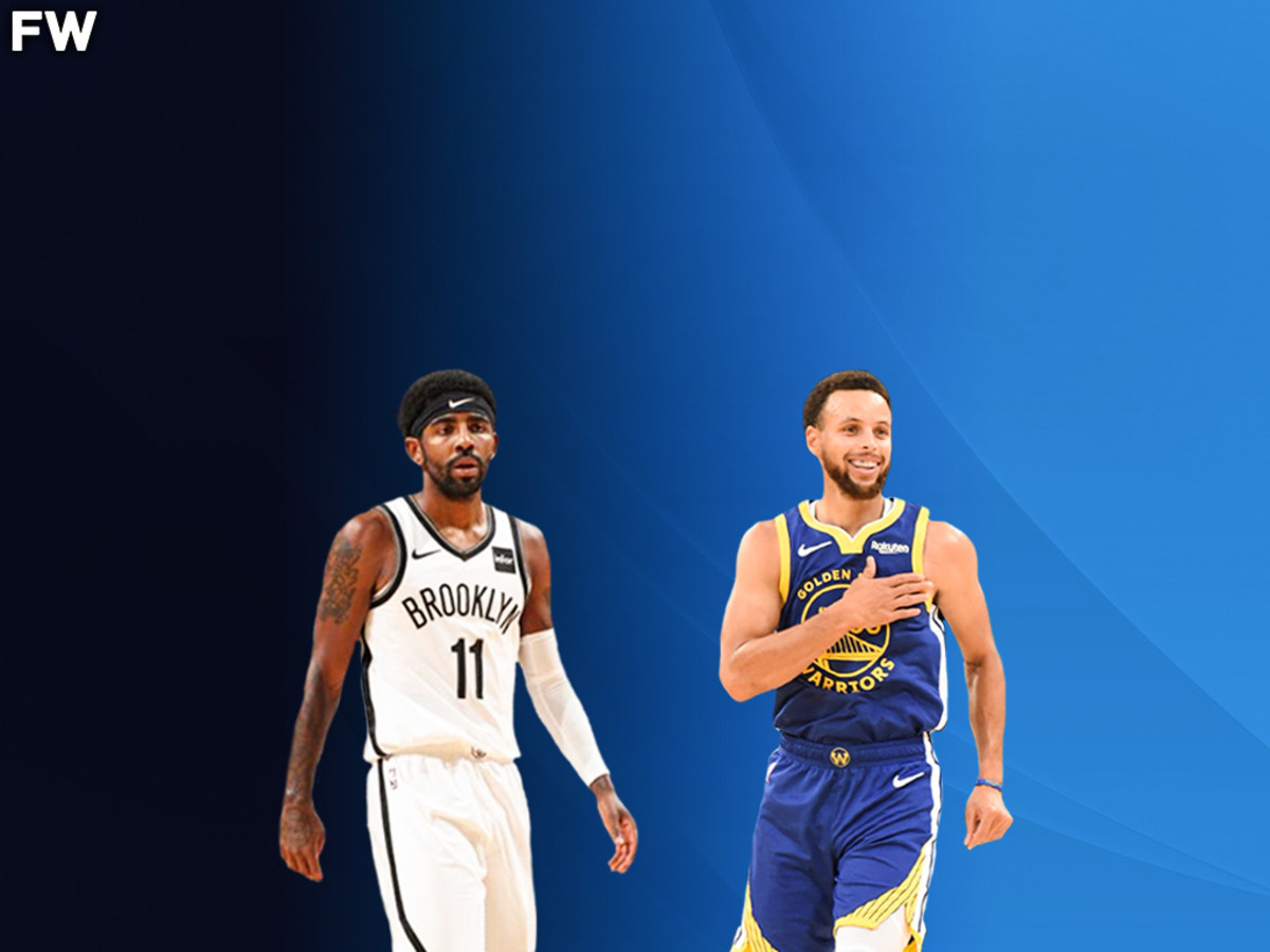 Kyrie Irving vs. Steph Curry