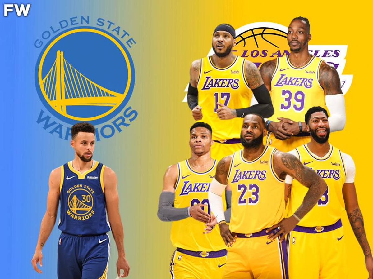 'Imagine Fearing Curry So Much You Have To Form A Team USA 2.0', Flight Calls Out Los Angeles Lakers For Building Another Super Team