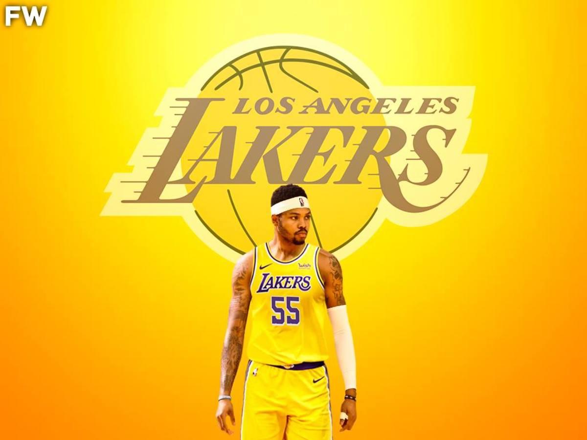 Kent Bazemore Lakers