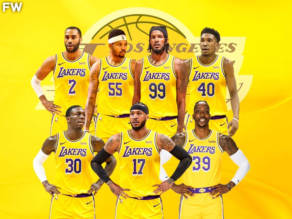 Lakers Make Smart Moves In Offseason, Only Spending $15 Million Of Salary Cap For 7 New Free Agents