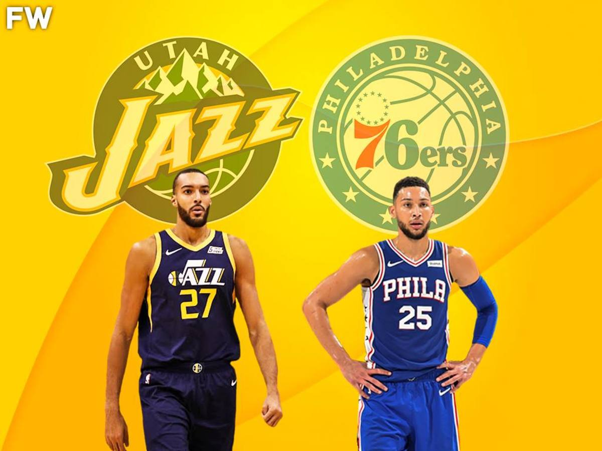 Defensive Player Of The Year Is Rudy Gobert, Runner-Up Is Ben Simmons