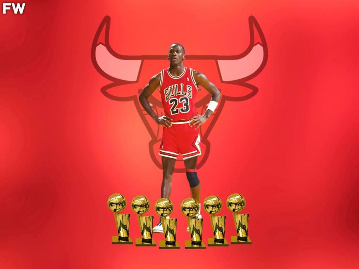 Michael Jordan Is The Greatest Winner Ever