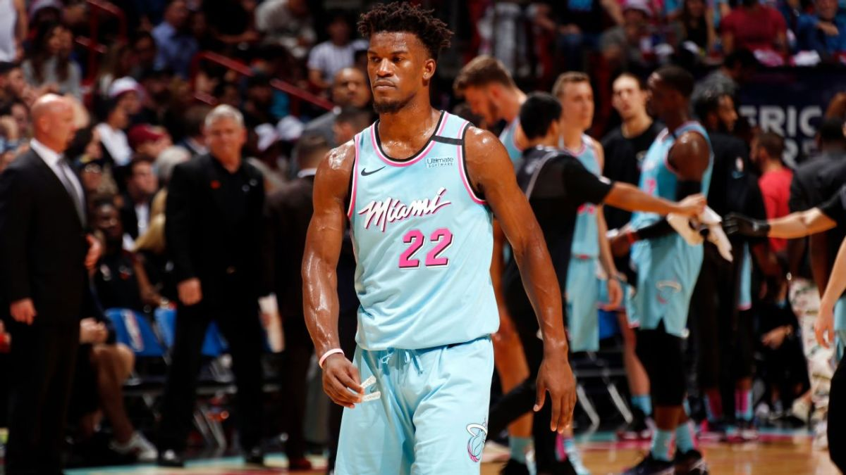 """NBA Fans Flame Jimmy Butler After Signing Massive Contract With Heat- """"Embarrassing Overpay."""""""