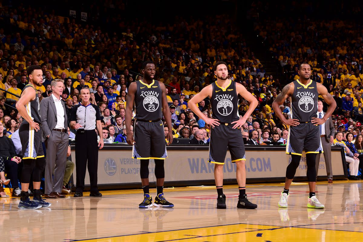 """Steph Curry On The Golden State Warriors- """"We Have Full Confidence That We Are Still That Team."""""""