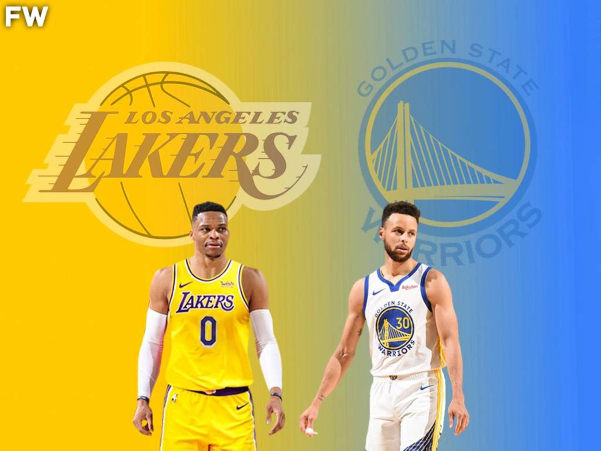 Russell Westbrook vs. Stephen Curry