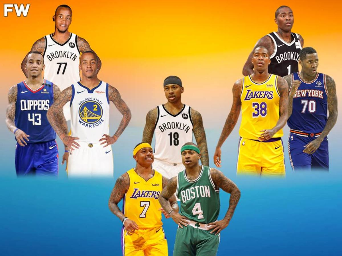 The Best Destinations For Monta Ellis, Isaiah Thomas, And Jamal Crawford