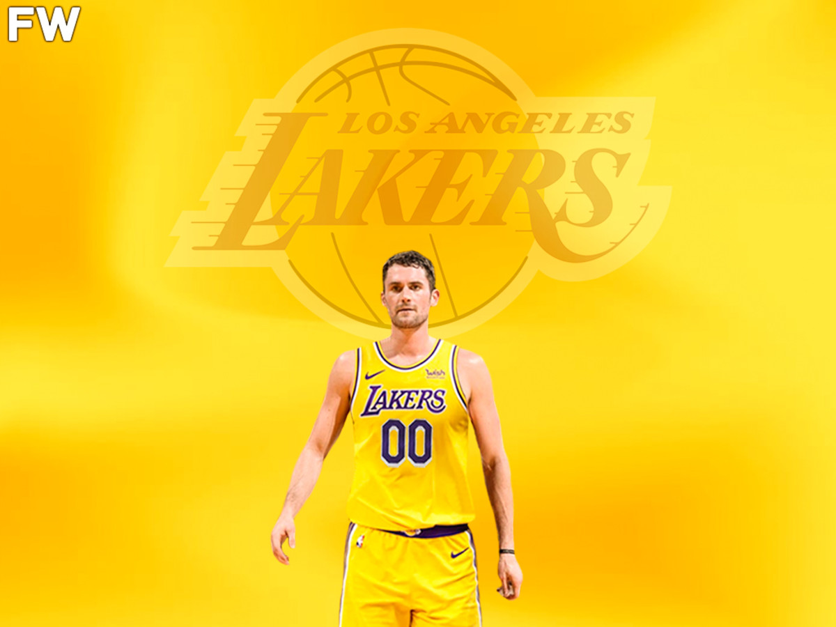 Kevin Love - Los Angeles Lakers