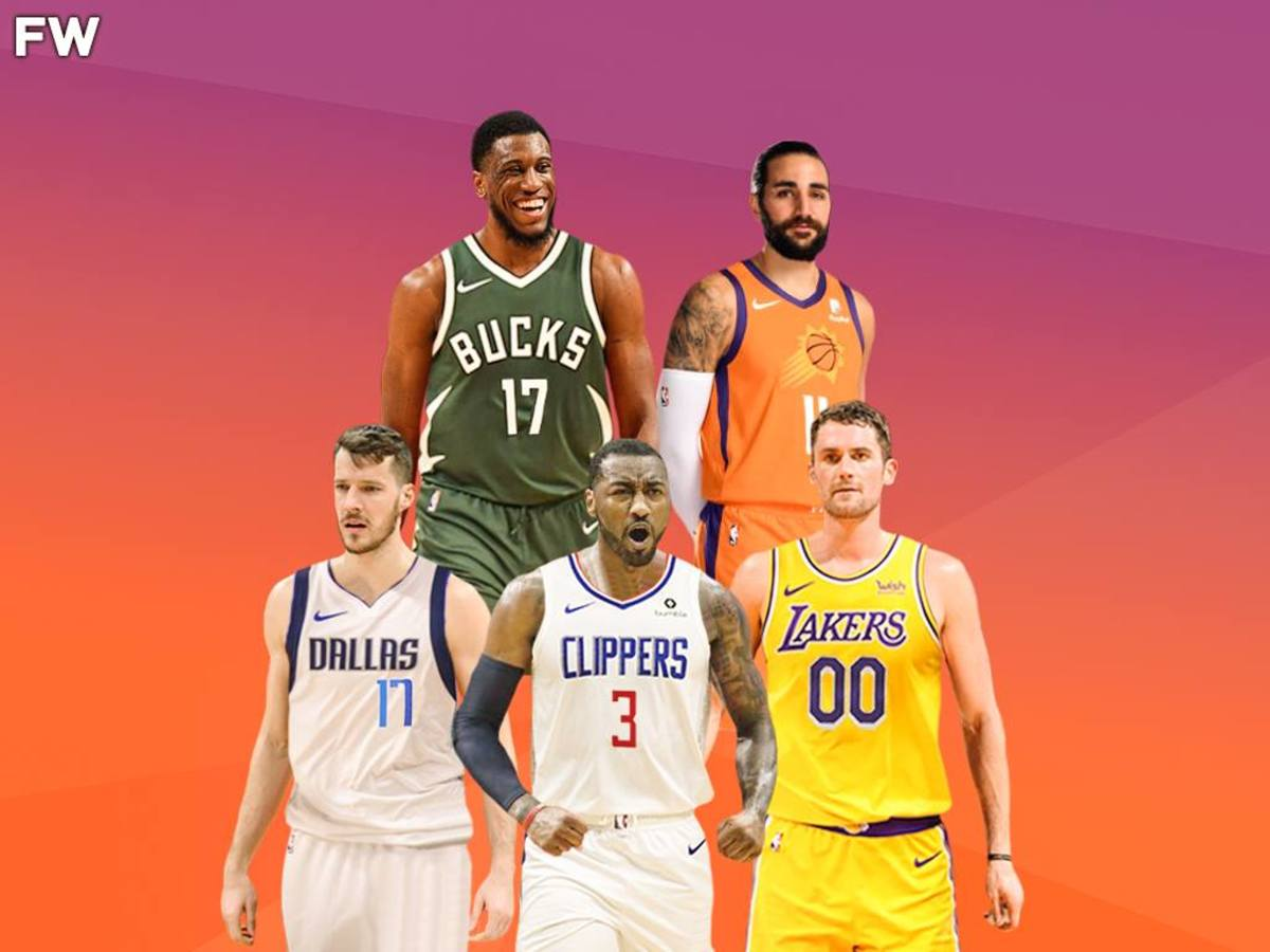 5 Buyout Candidates And Their Best Destinations: John Wall To Clippers, Kevin Love To Lakers
