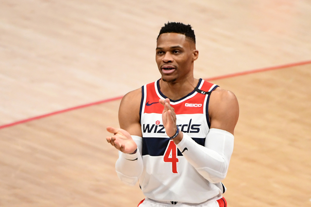 """Wizards GM Tommy Sheppard Explains Why They Traded Russell Westbrook- """"I Look At His Hall Of Fame Career And All He Did For Us, Certainly, For Me, I Will Try To Help A Guy."""""""