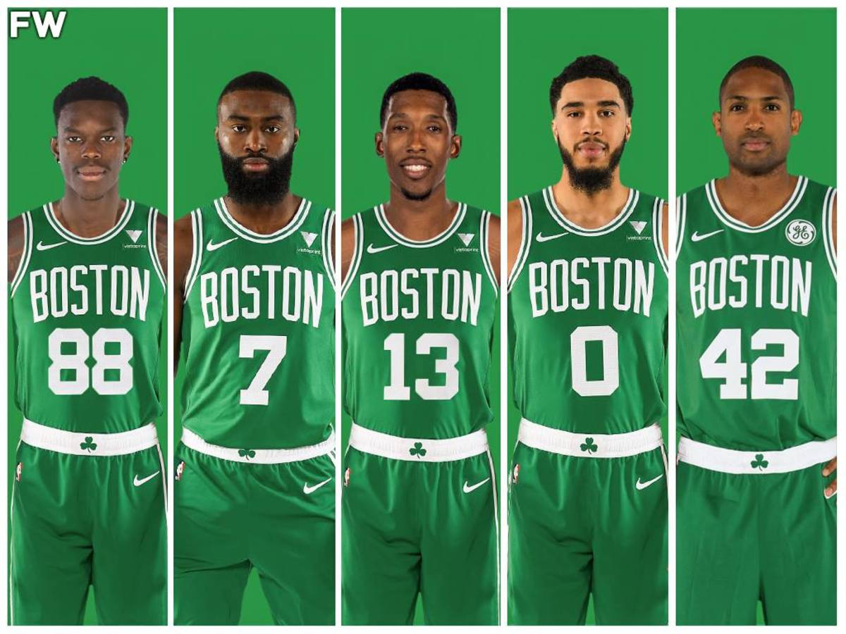 The Boston Celtics Potential Starting Lineup: The Most Underrated Lineup In The East