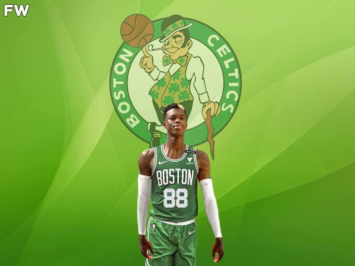 Dennis Schroder Boston Celtics