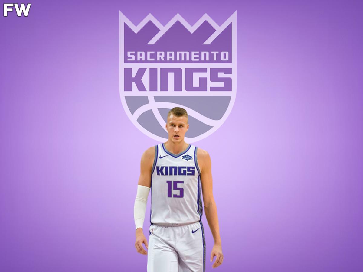 Kristaps Porzingis - Sacramento Kings