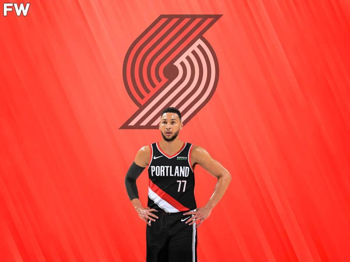 Ben Simmons - Portland Trail Blazers