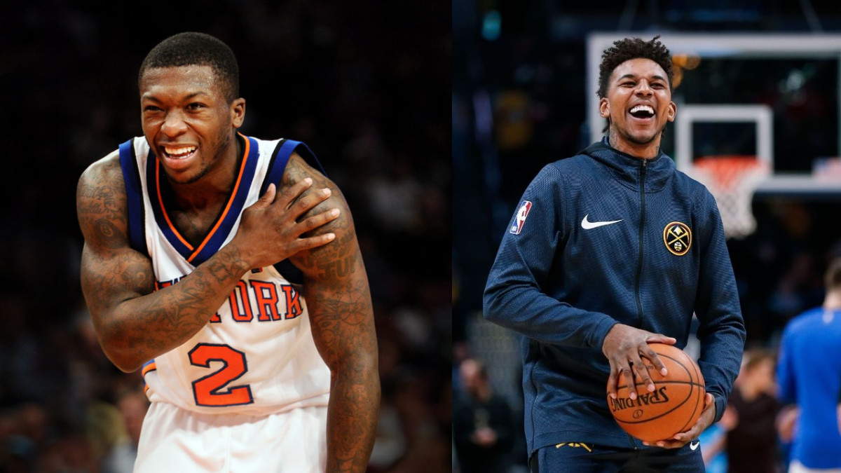 Nate Robinson Calls Out Nick Young For Taking Shots At The Portland-Seattle Pro-Am League: '... See If U Can Get 40, I Bet U Can't On Your Best Day'