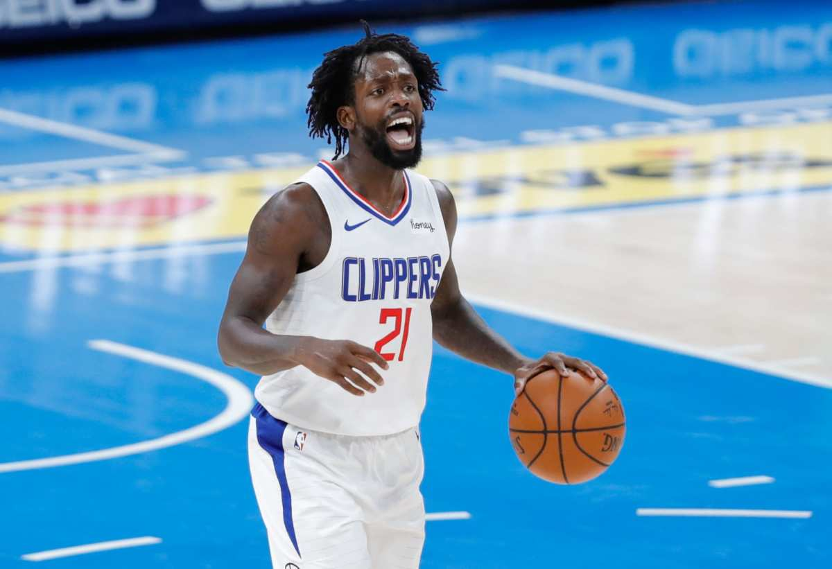 """Patrick Beverley Sends An Emotional Message To LA Clippers Fans After Being Traded: """"Thanks For Allowing Me To Be Myself."""""""
