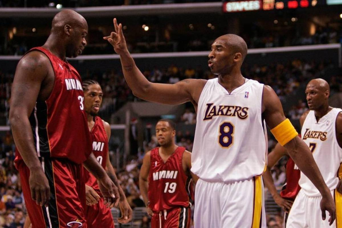 """Kobe Bryant And Shaquille O'Neal Had An Epic Duel In Their First Game Against Each Other: """"We're Not Trying To Score 50 Or 60 Points Trying To Outdo Anybody"""""""