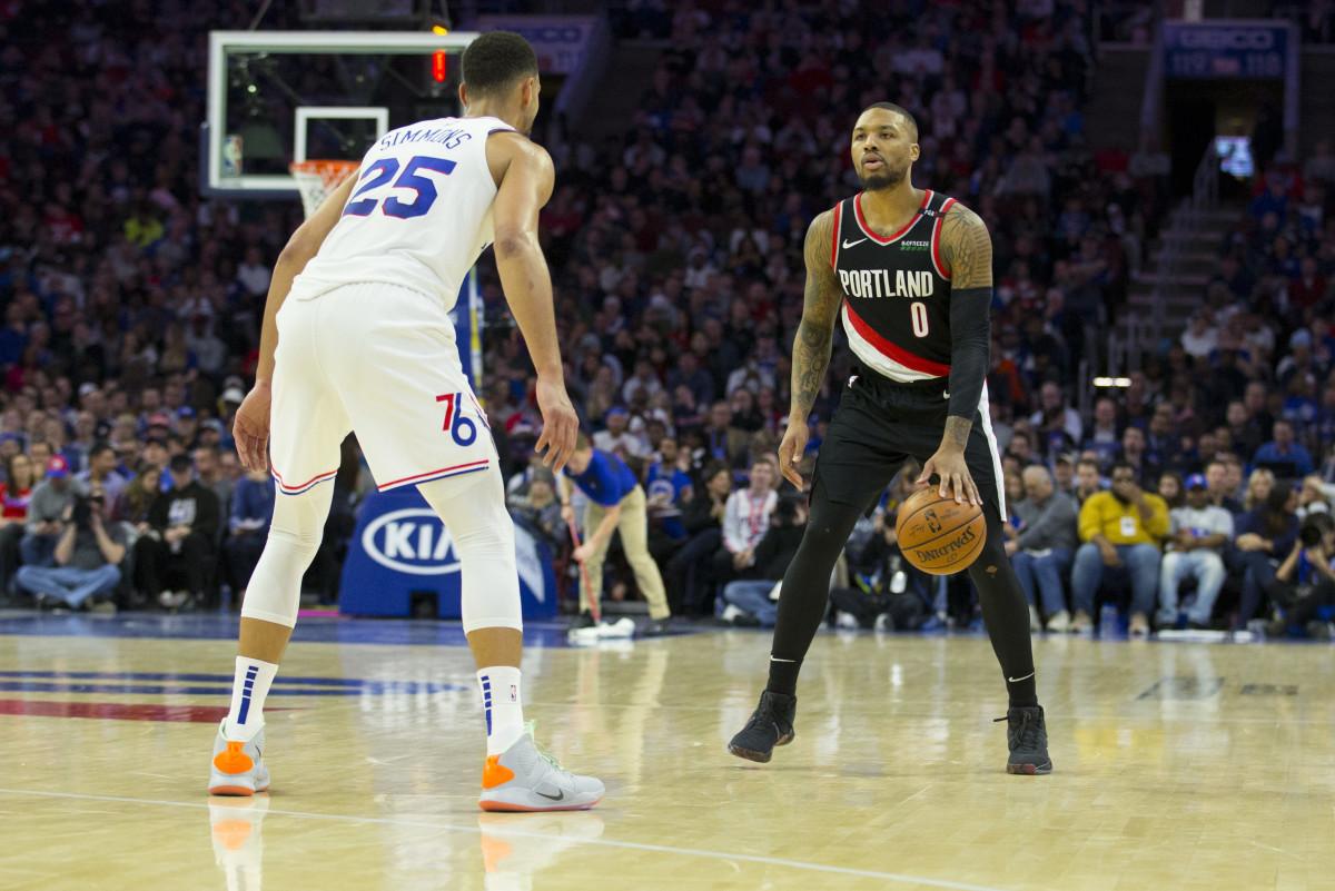 NBA Rumors- Philadelphia 76ers Will Not Trade Ben Simmons Unless They Get Damian Lillard