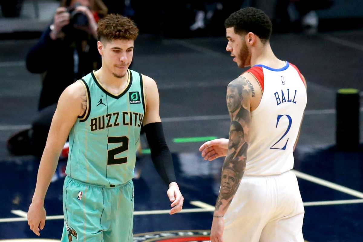 """LaMelo Ball Says He's Better Than His Brother Lonzo- """"It's Just A Fact."""""""