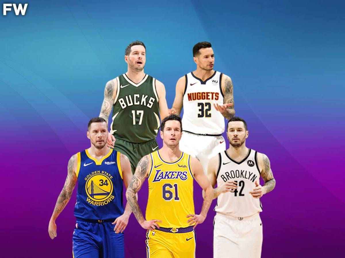 5 Best Destinations For JJ Redick: Lakers And Nets Need Legendary Shooter