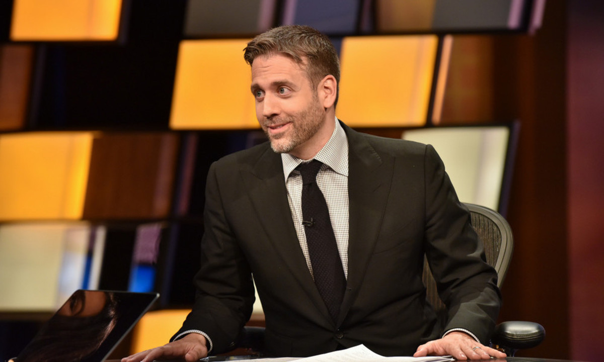 After 5 Years, Max Kellerman Could Be Leaving ESPN's 'First Take'