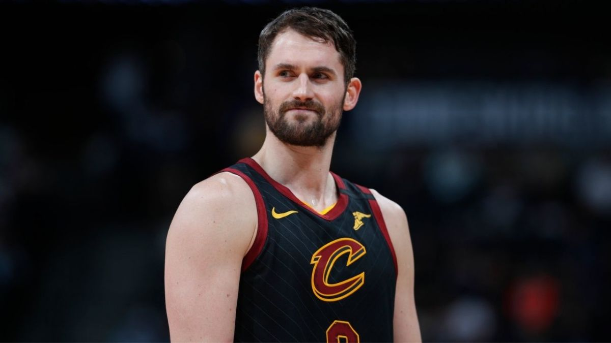 Fans Furious On Twitter As Kevin Love Gets Only A 73.47% Probability To Making The Basketball Hall Of Fame