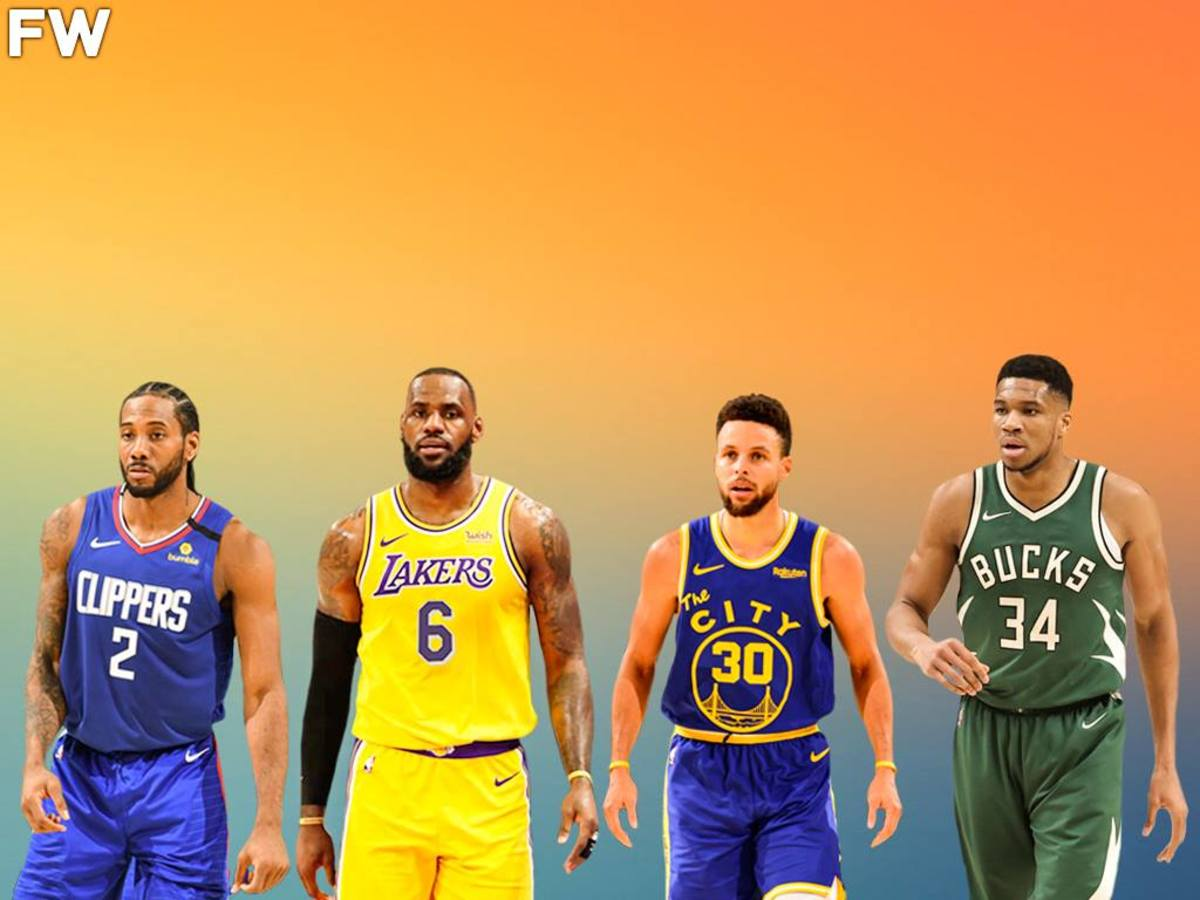 Shaquille O'Neal Believes LeBron James, Stephen Curry, Kawhi Leonard, And Giannis Antentokounmpo Have Nothing Left To Prove In Their Respective Careers