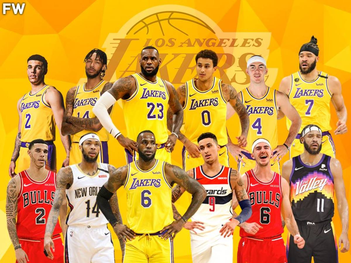 Where Are The 2019 Los Angeles Lakers Players Now: LeBron James Is The Only One Left
