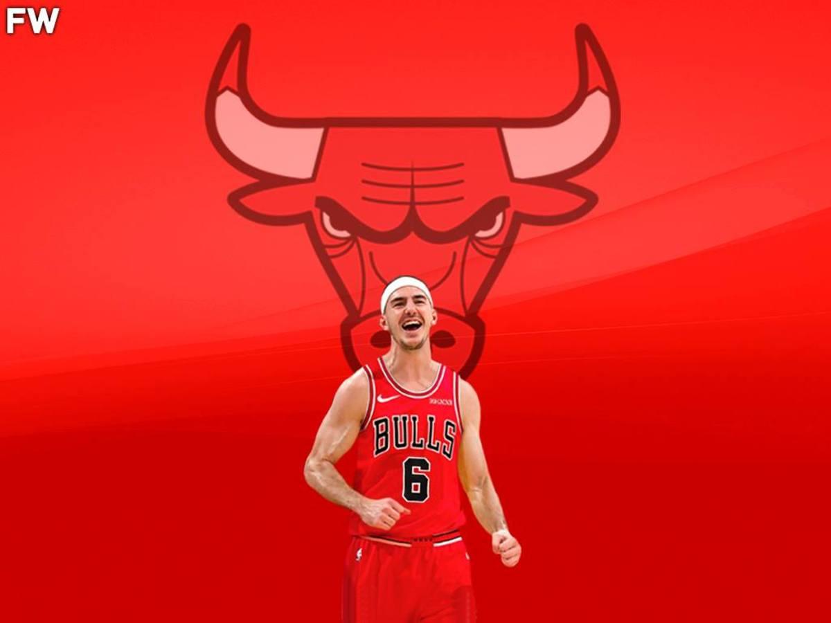 Alex Caruso - Chicago Bulls