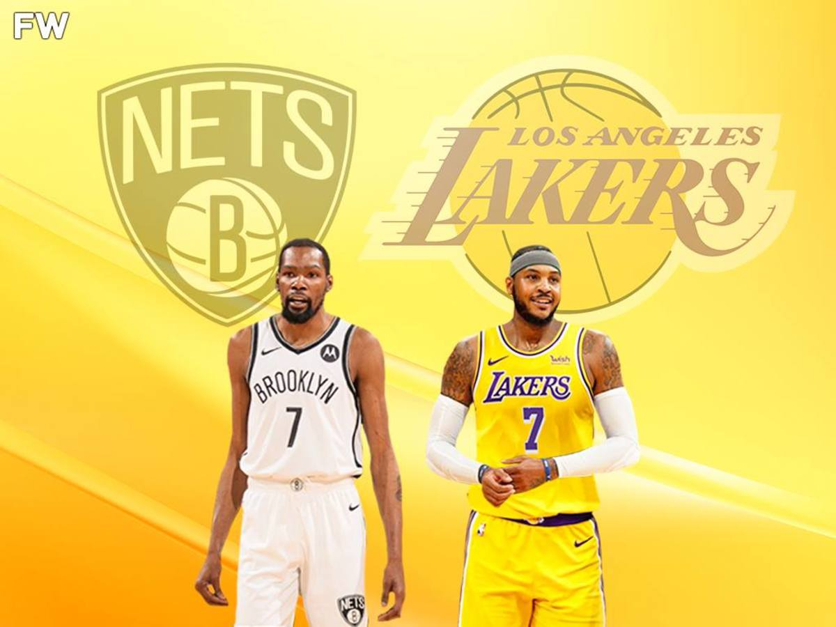 Kevin Durant vs. Carmelo Anthony 4-13 Record