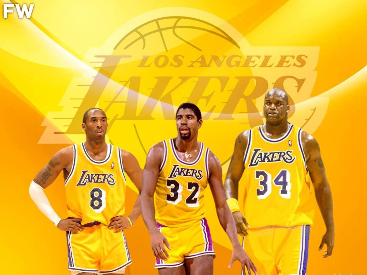 Magic Johnson Was A Few Months Away From Playing With Kobe Bryant And Shaquille O'Neal On The Lakers: He Came Out Of Retirement In 1996 After Not Playing In The NBA For 4 Years