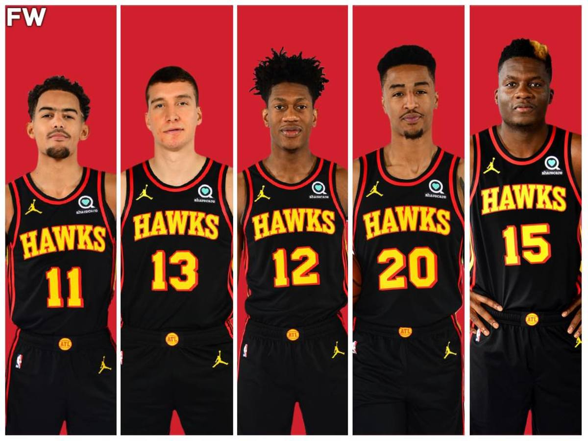 The Atlanta Hawks Potential Starting Lineup: Trae Young Must Take This Team To The Next Level