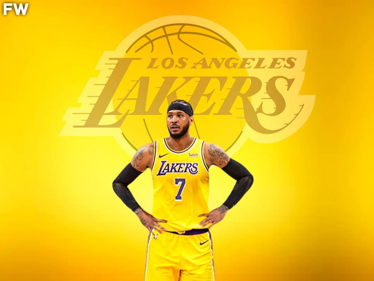 Carmelo Anthony Lakers