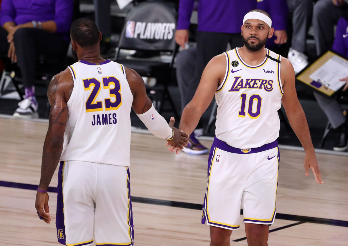 """LeBron James Reacts To Jared Dudley Retiring And Joining Mavericks Coaching Staff: """"Congrats To My Guy If This Is True… But Man!! F*CK"""""""