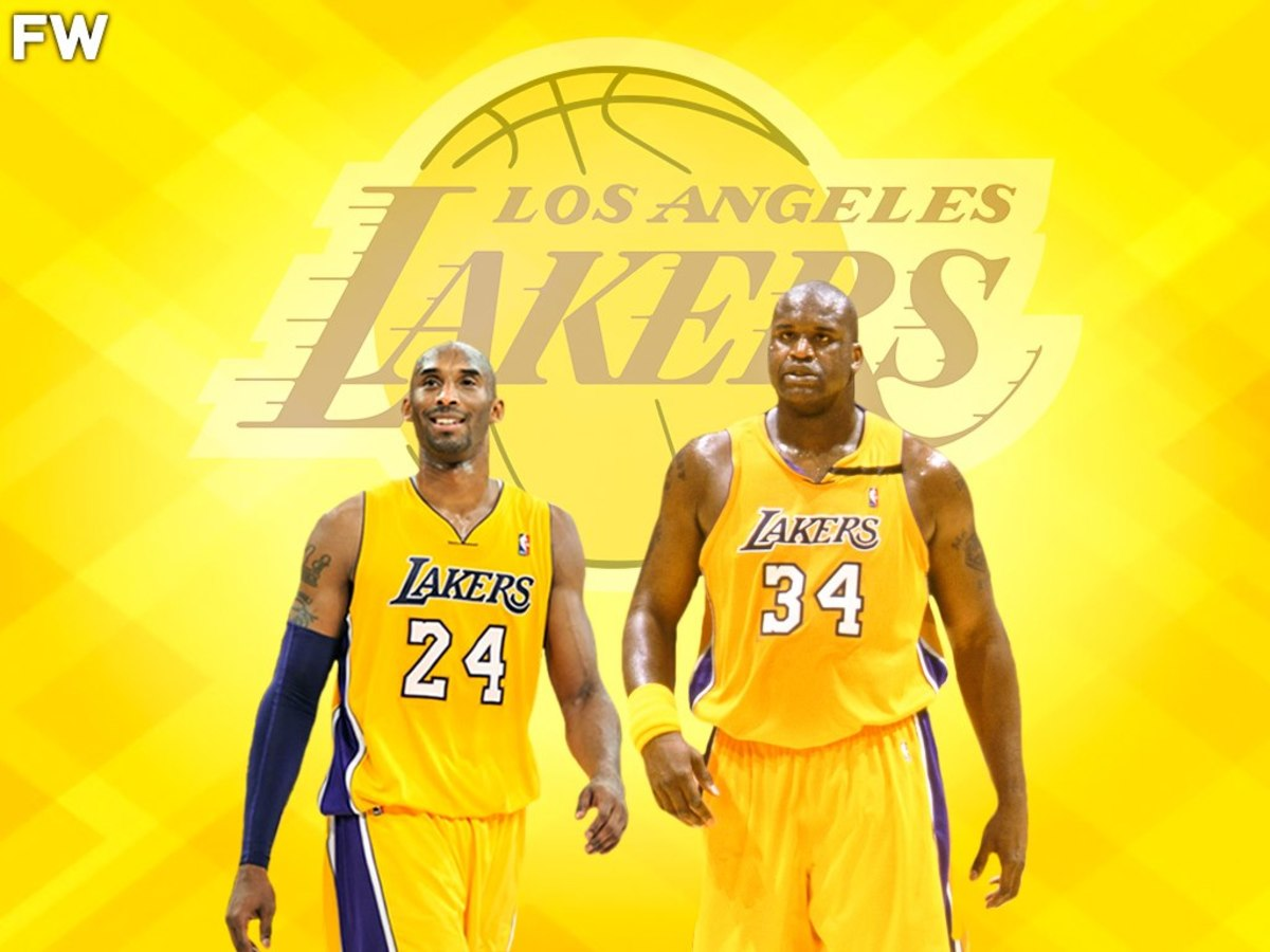 """Shaquille O'Neal Reveals His Feud With Kobe Was All For Marketing Purposes: """"If You Believed It, Then You Think We Win 3 Out Of 4?"""""""