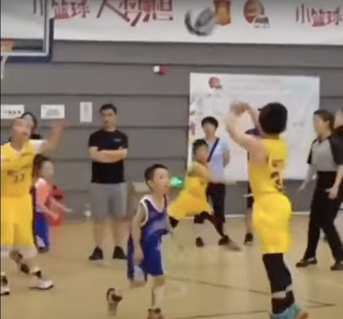 Young Basketball Player In China Is Dubbed 'Lil Steph Curry' After His Game Footage Goes Viral