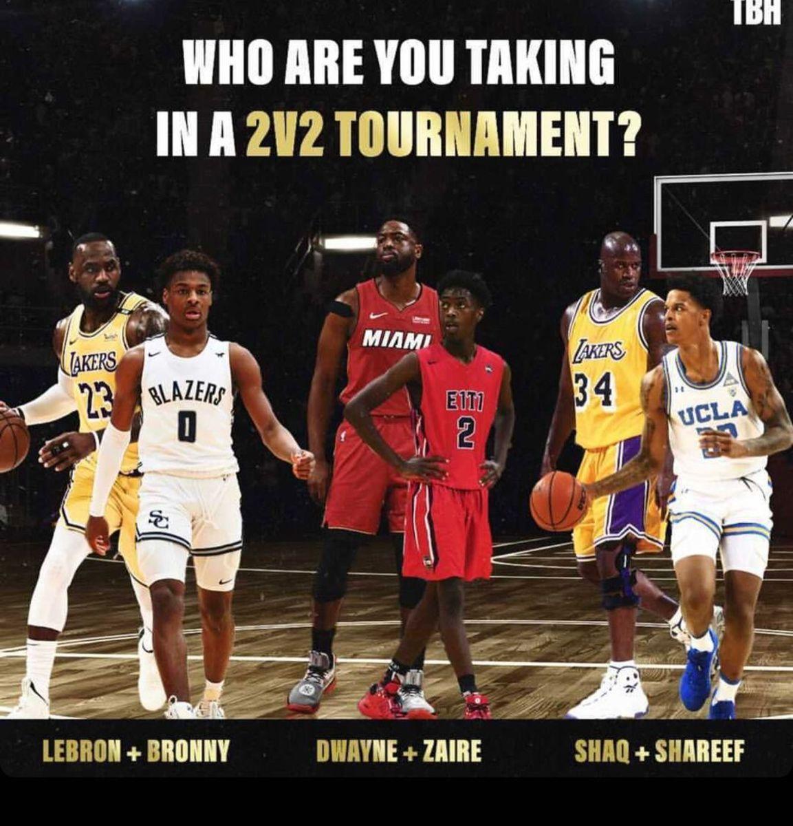 father son tournament