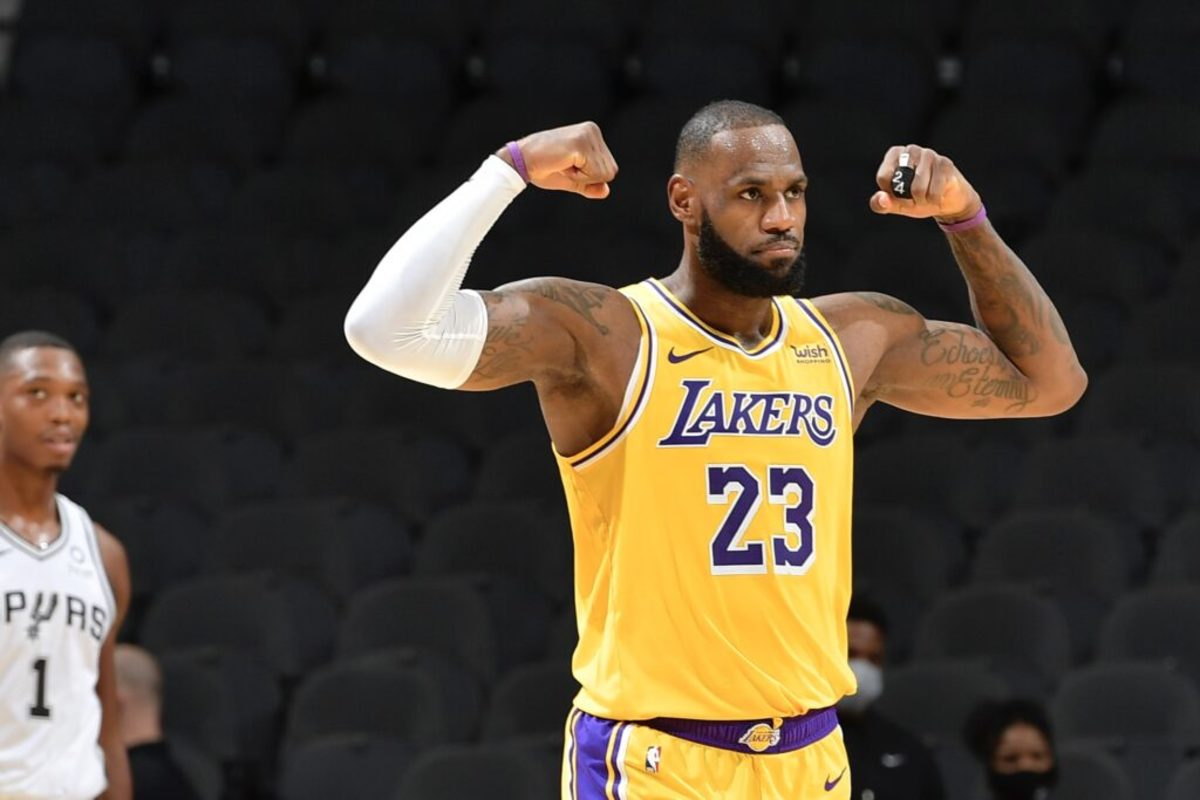 LeBron James Votes For Himself As Best Dressed, Sneaker King, And Best Energy Among Los Angeles Lakers Roster