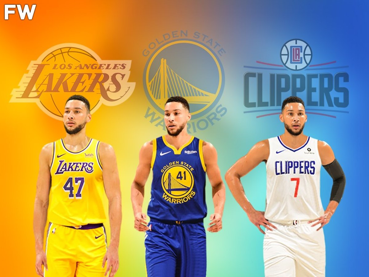 NBA Trade Rumors: Ben Simmons Wants Trade To The Los Angeles Lakers, LA Clippers, Or Golden State Warriors