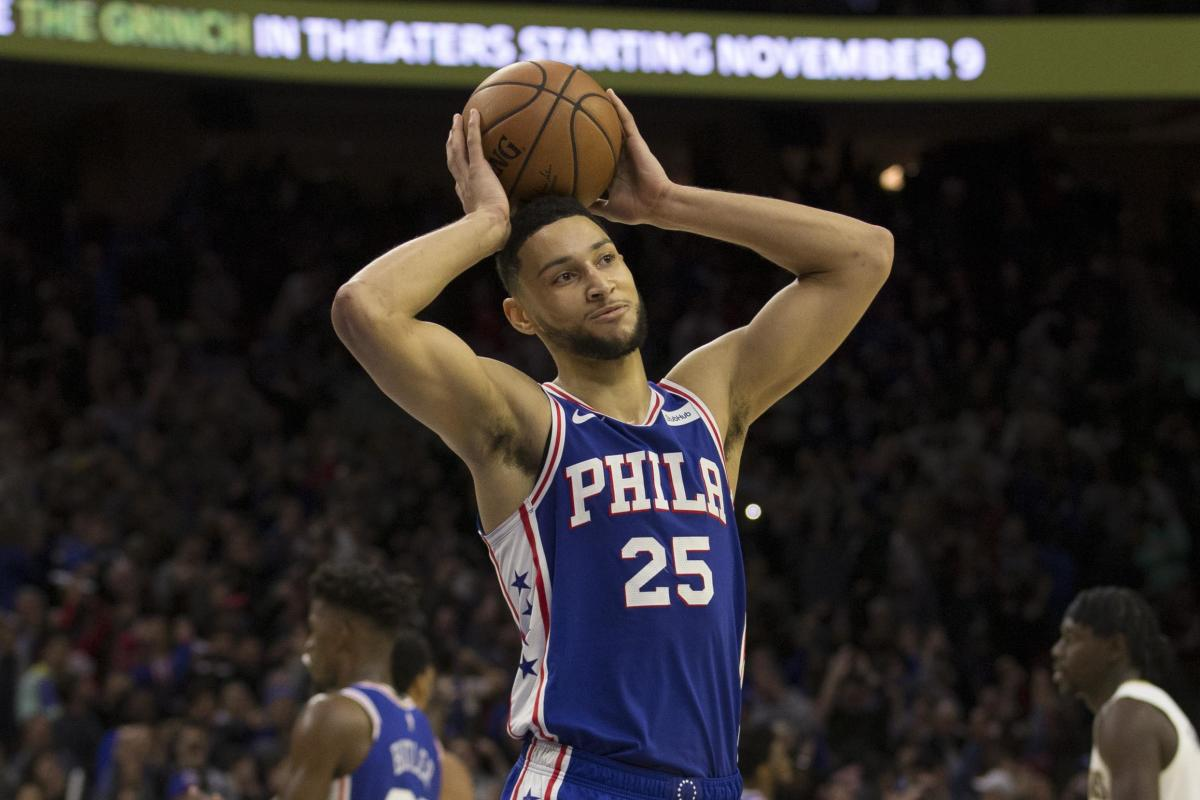 """NBA Rumors- Warriors Are """"Divided"""" On Ben Simmons Trade"""