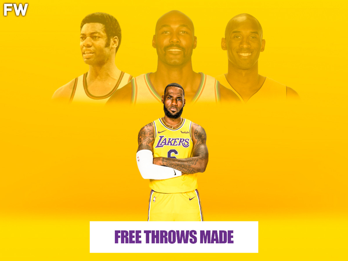 free throws made