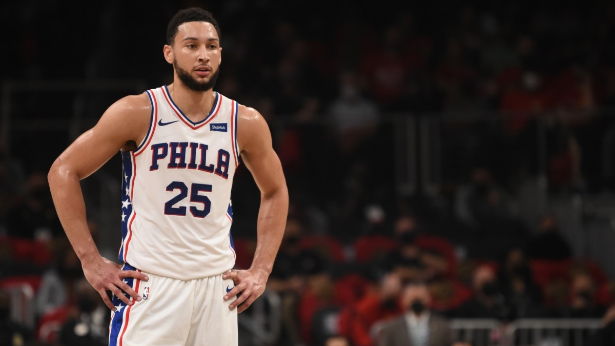 """Shaquille O'Neal On Ben Simmons Drama- """"Philly Fans Gave Up On Him..."""""""